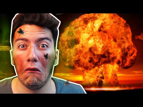 ATOM BOMBASINDAN KAÇ! (60 Seconds)
