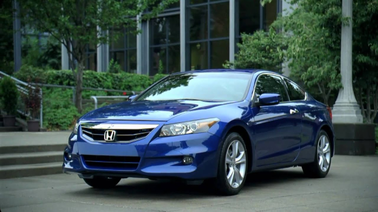 2011 Honda Accord Coupe Youtube
