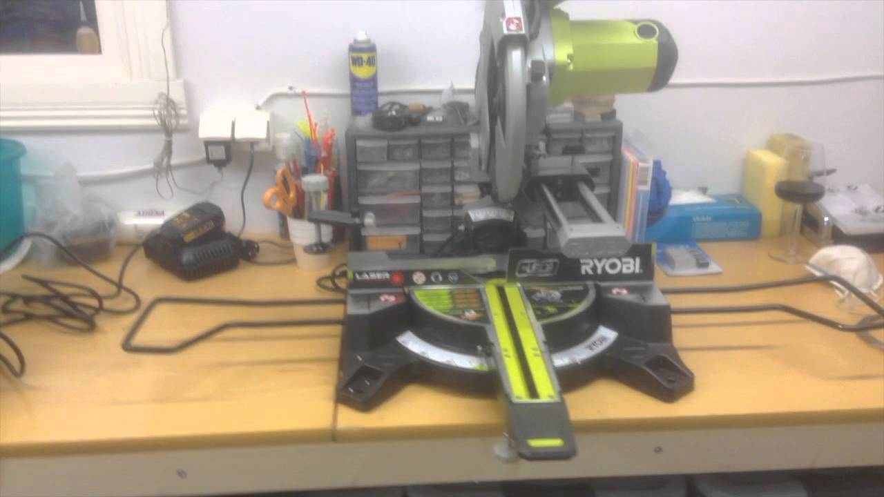 nya verktyg ryobi - youtube
