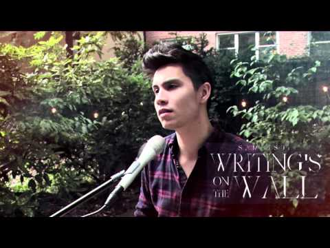 Writings on the Wall Sam Smith 1 hour non stop - Sam Tsui Cover