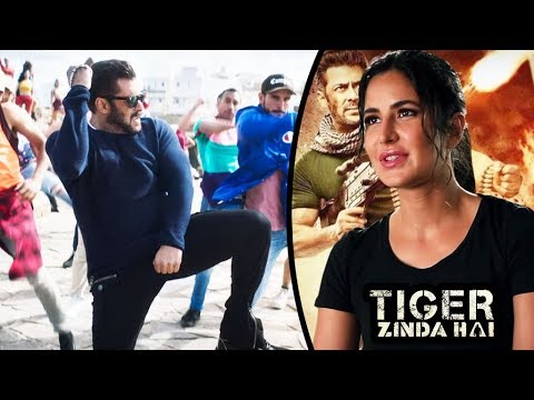 Katrina LOVES Salman's Dance Style - Tiger Zinda Hai Dance Steps Viral