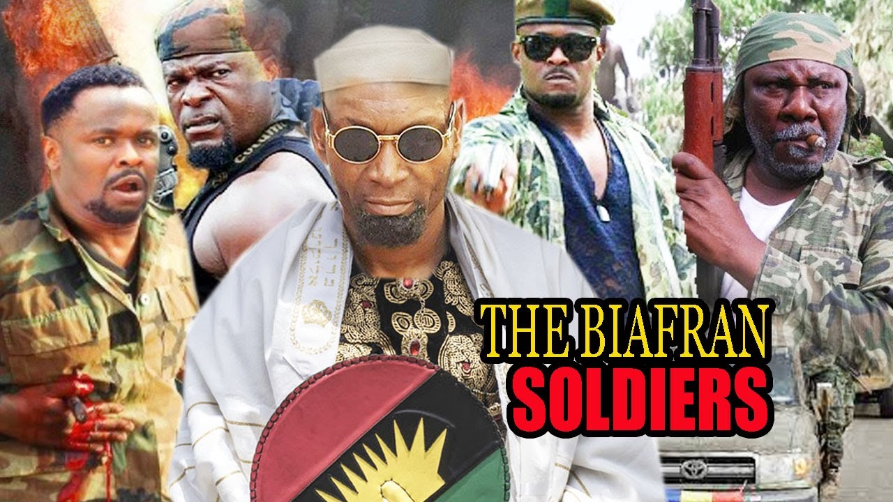 Download The Biafran Soldiers - (Complete Movie) Sylvester Madu 2021 Latest Nigerian Movie.