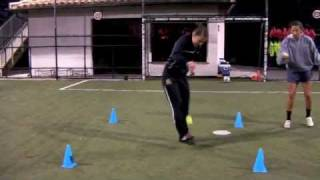 Beast Mode Soccer Phase 1 Footwork Program with Ali Riley & Christen Press