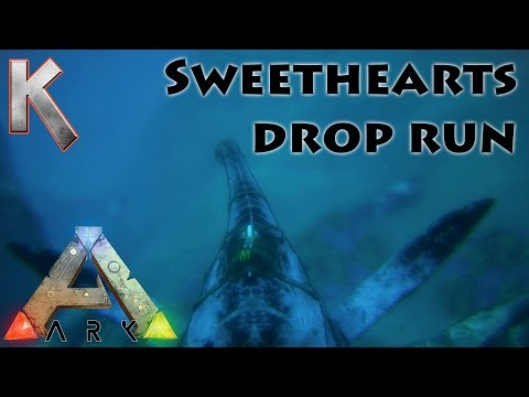 Ark: Survival Evolved - S1E68 Sweethearts Deep Sea Drop Run! (Let's Play)