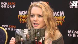 Primeval Hannah Spearritt Interview