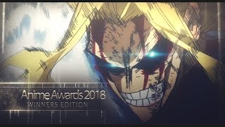 Anime Awards 2018: Winners Edition