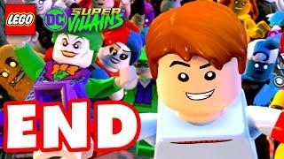 LEGO DC Super Villains - Gameplay Walkthrough Part 16 - ENDING!