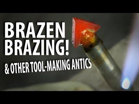 Custom Tools - Brazing & Welding
