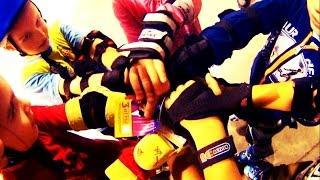 Супер обучение детей катанию на роликовых коньках в Омске
