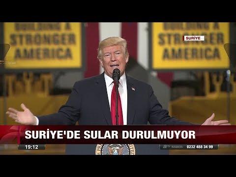 Suriye'de Sular Durulmuyor! - 9 Nisan 2018