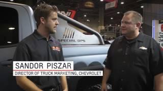 In-Depth Look at Chevrolet Silverado/Accessories/Performance Parts - 2015 SEMA Show