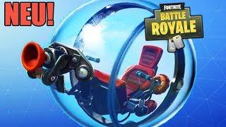 NEUE Kugelfahrzeuge??? | Fortnite Battle Royale