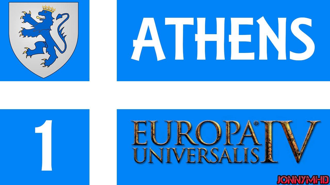 EUIV: Athens 1