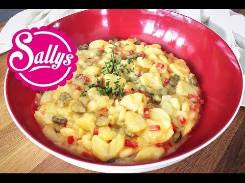 Kartoffelsalat / ideale Beilage zum Grillen / vegan