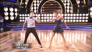 Sadie Robertson & Mark Ballas - All dances on DWTS