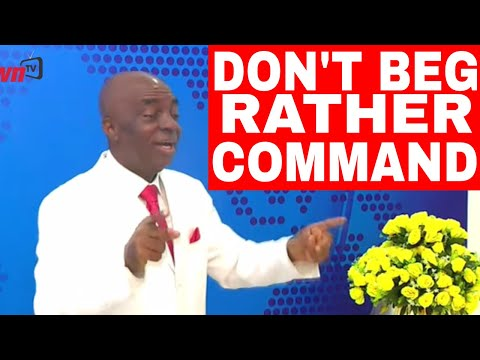 COMMANDING THE SUPERNATURAL BY BISHOP DAVID OYEDEPO | #NEWDAWNTV | MAY2020
