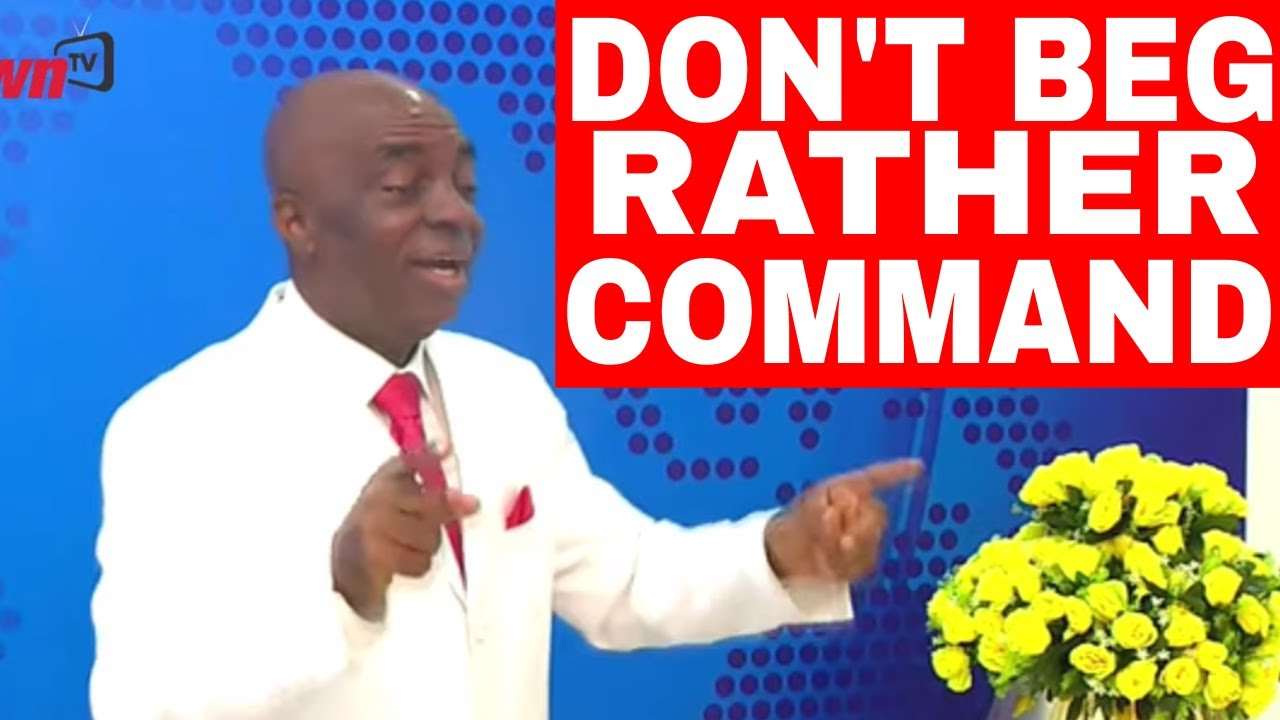 Download COMMANDING THE SUPERNATURAL BY BISHOP DAVID OYEDEPO   #NEWDAWNTV   MAY2020
