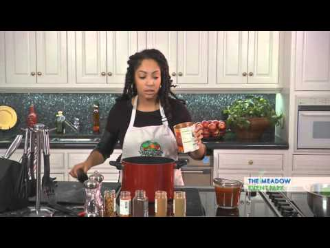 Heart of the Home African peanut stew