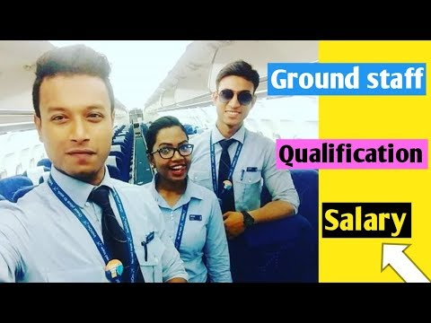How to join AIRLINES | How to become Ground staff | Customer service and Security |