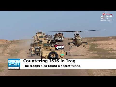Iraqi troops kill ISIS slaughterer, nine companions in Anbar