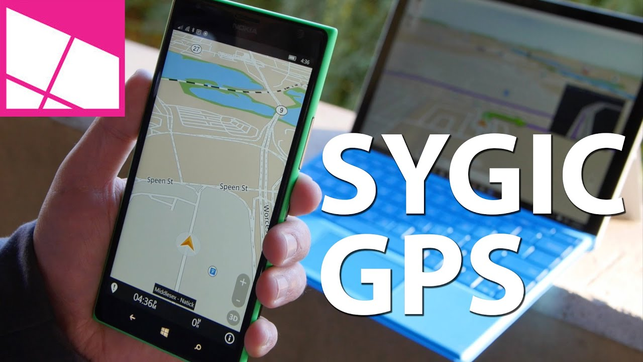First look - Sygic GPS Navigation now a Windows 10 universal app in