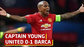 Captain Ashley Young... Manchester United 0-1 Barcelona   United Review   Champions League