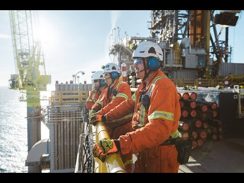 Life on an Oil Rig: Behind the Scenes | ExxonMobil