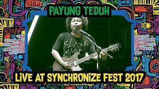 Gambar cover Payung Teduh live at SynchronizeFest - 6 Oktober 2017