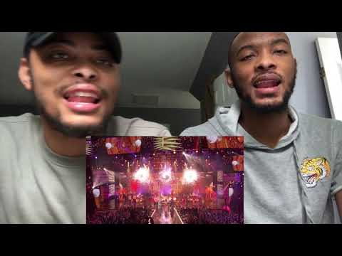 Cardi B, Bad Bunny & J Balvin - I Like It [2018 American Music Awards] REACTION