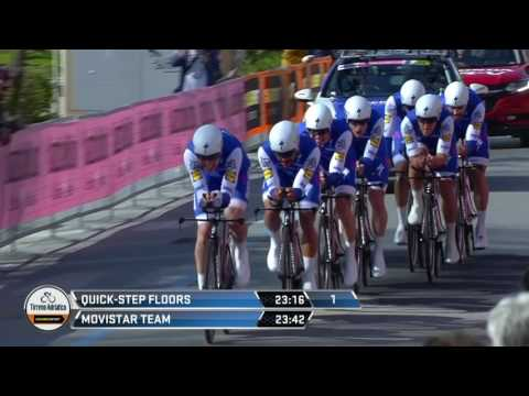 2017 Tirreno-Adriatico stage 1 highlights