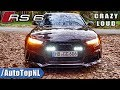 Audi RS6 780HP Elmerhaus INSANE! EXHAUST Sound REVS & FLYBY's by AutoTopNL