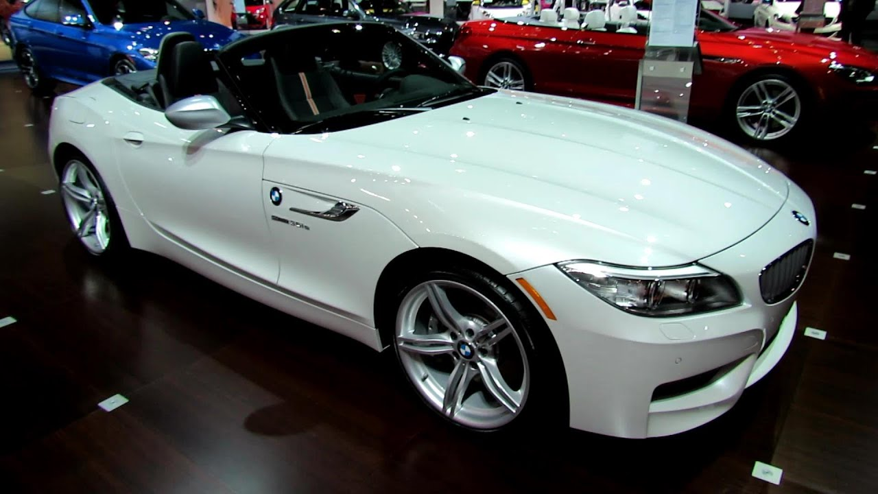 2014 Bmw Z4 Roadster Sdrive 35is Exterior And Interior