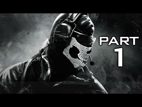 Call of Duty Ghosts Gameplay Walkthrough Part 1 - Campaign M