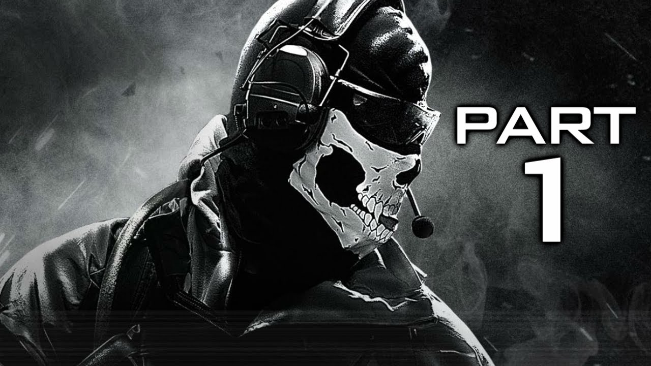 Call Of Duty Ghosts Gameplay Walkthrough Part 1  Campaign