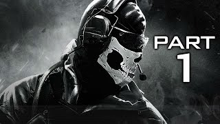 Call of Duty Ghosts Gameplay Walkthrough Part 1 - Campaign Mission 1 (COD Ghosts) thumbnail