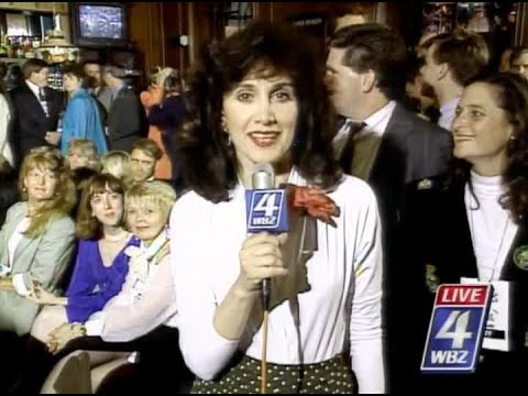 WBZ Archives: Boston Bids Farewell To Cheers