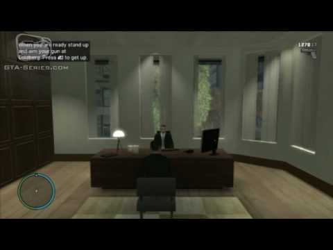 GTA 4 - Mission #36 - Final Interview (Complete Mission)