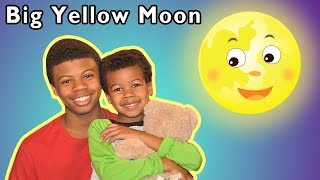 Big Yellow Moon + More | Mother Goose Club Playhouse Songs & Rhymes