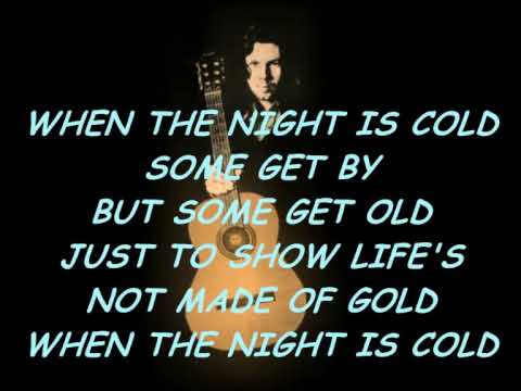 NICK DRAKE - Day Is Done_(with lyrics)