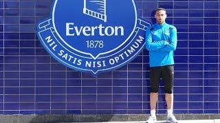 Cenk Tosun: Everton'da futbol, Liverpool'da yaşam