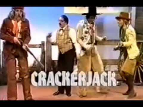 It's Friday It's Five to Five and It's Crackerjack