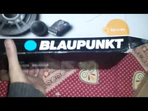 Blaupunkt VC652 Velocity 2-Way Component Speakers Unboxing (80W RMS, Peak 320W)