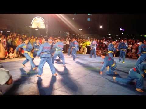 Biểu diễn vovinam 18/5/2015 T. Tuấn