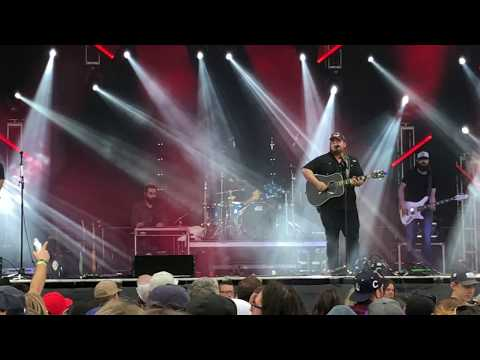 Luke Combs  This Ones for You   at the Innings Music Festival  Tempe Arizona  March 25,2018