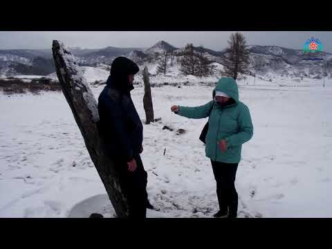 Indigenous peoples and Climate change, in Greater Altai, Russia.