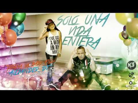 Alexander Dj Feat. Tatiana La Baby Flow - Solo Una Vida Entera (Prod. Por ADJ Studio)