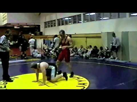 2004 McMullen Open: Rob MacDonald Folkstyle Match #1