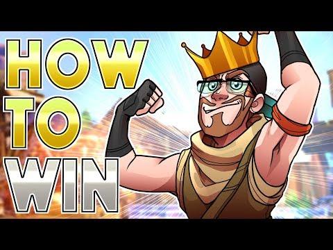 How to Win Fortnite Battle Royale! (Fortnite Battle Royale)