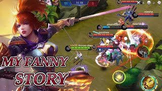 WHY DID I USE FANNY? MY 24TH MATCH ON FANNY HIGHLIGHT