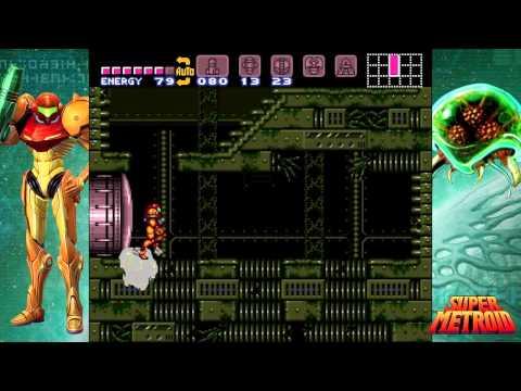Let's Play Super Metroid [14] - Phantoon